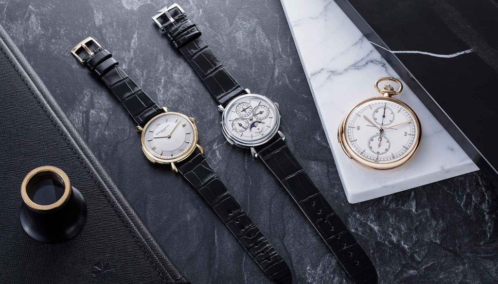 Vacheron Constantin Les Collectionneurs 2018 collection