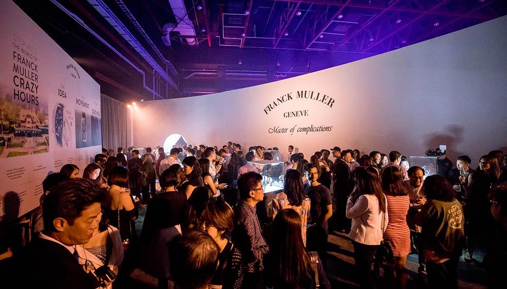 Franck Muller, Crazy Hours Collection