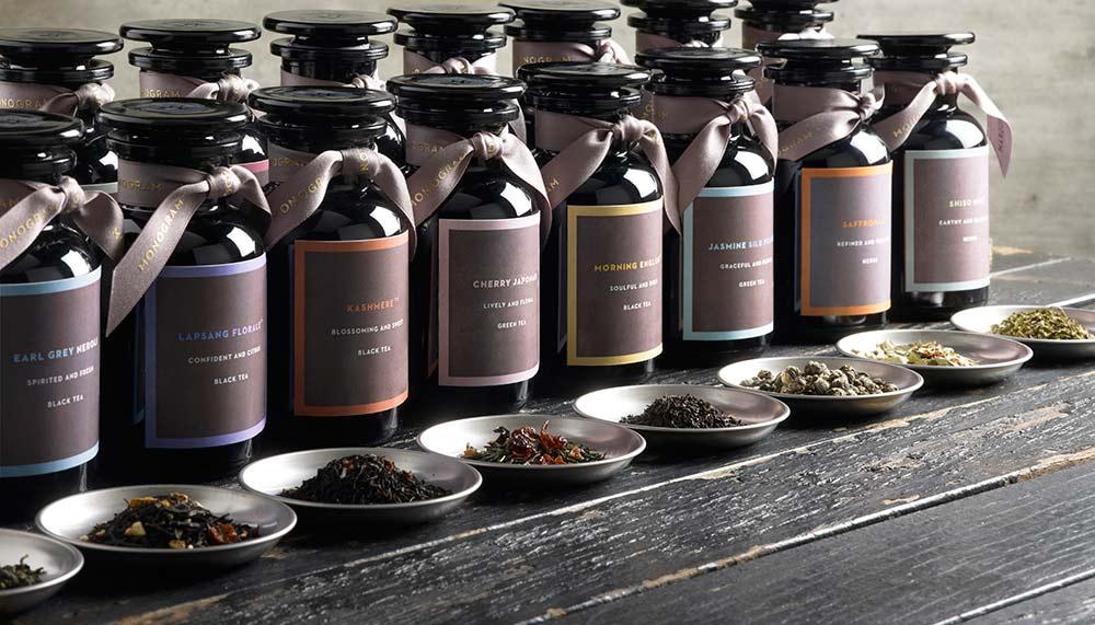 HSBC Jade, Gryphon Tea Company