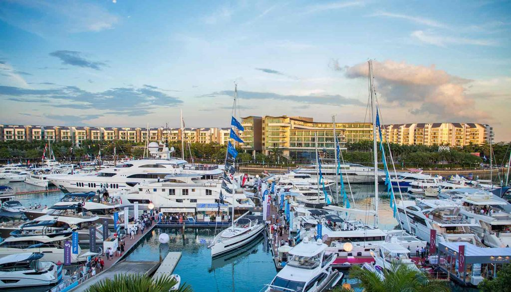 2018 Singapore Yacht Show