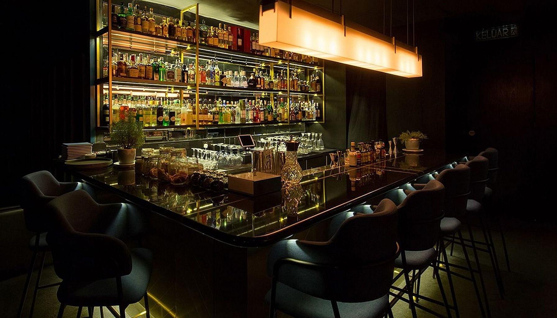 Speakeasy Bar, Three X Co