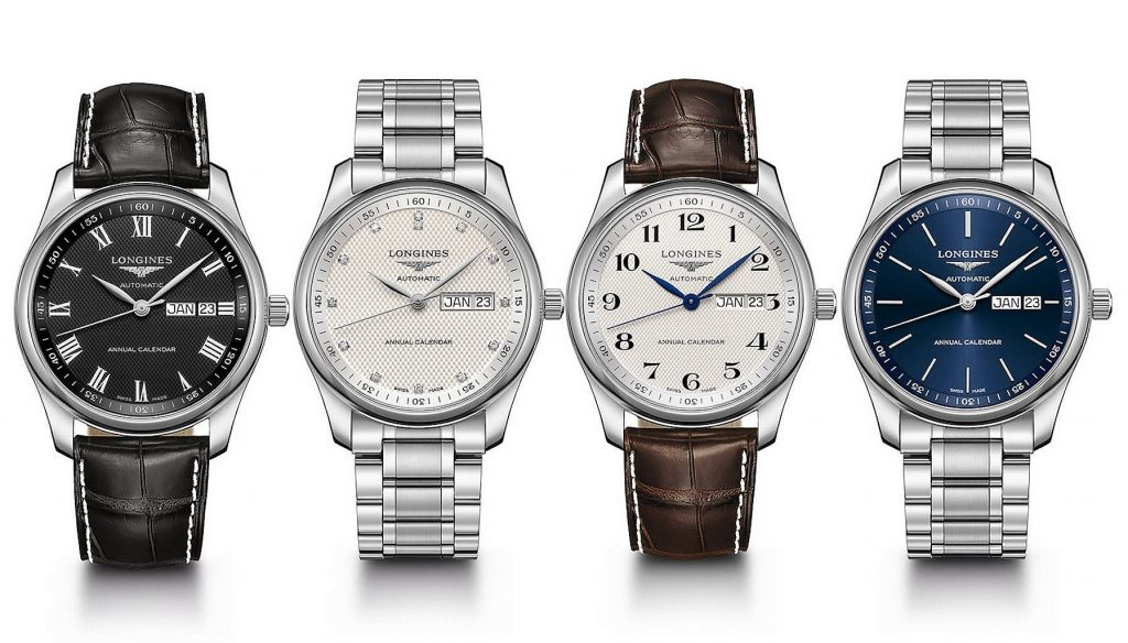 Baselworld 2018 Longines Master collection
