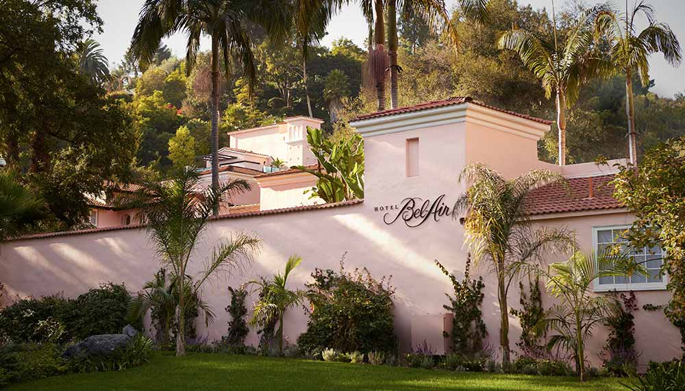 Los Angeles, Bel-air