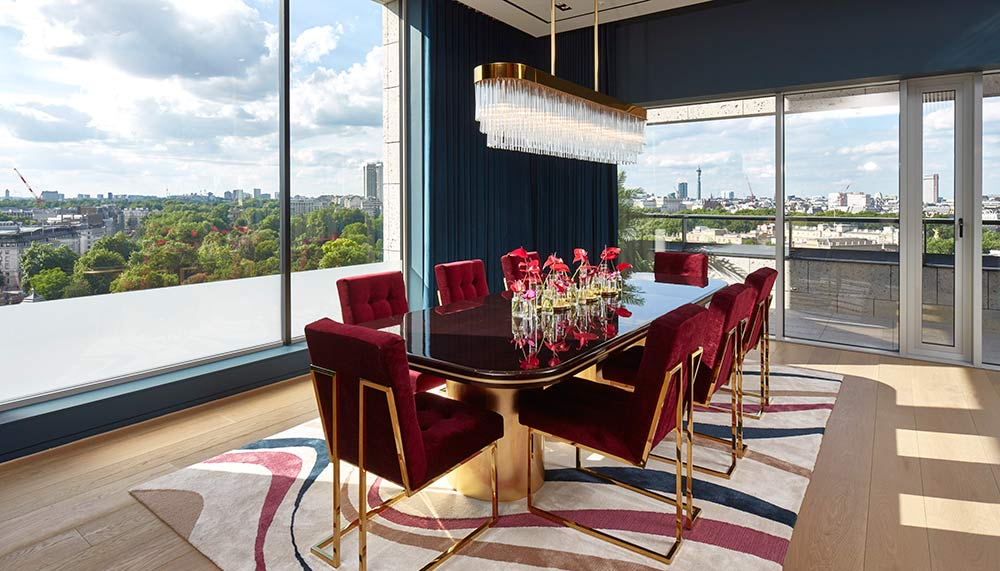 The Nova Penthouse, London