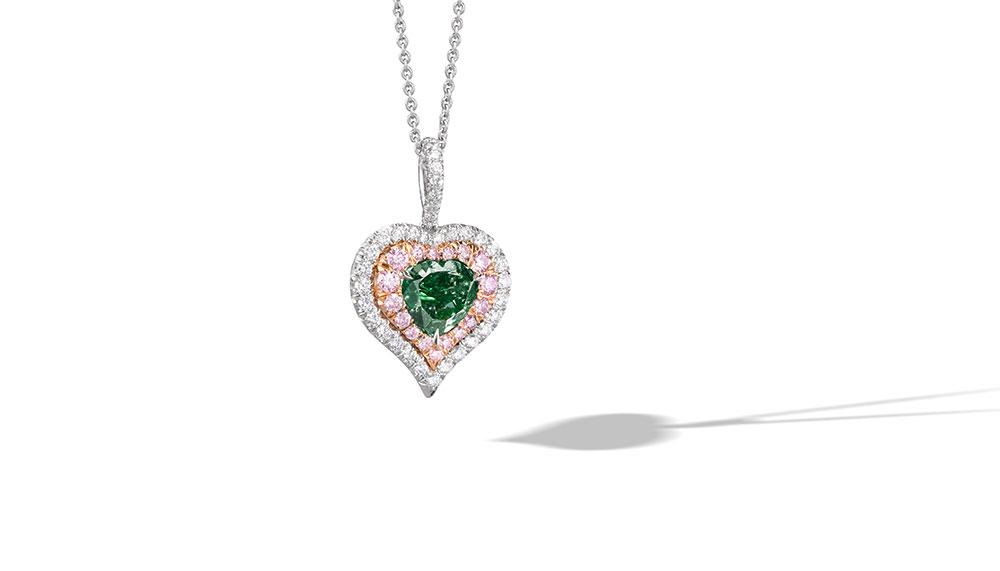 fancy deep green diamond