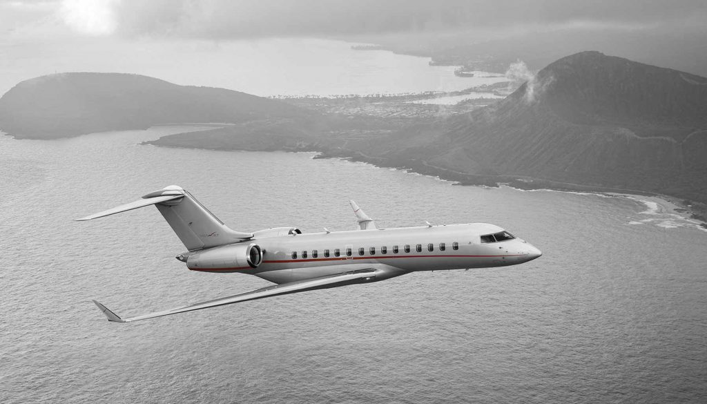 Private jets: VistaJet