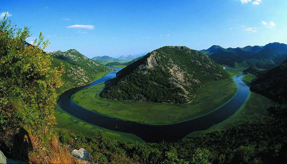 Amala Destinations, Skadar lake, Montenegro