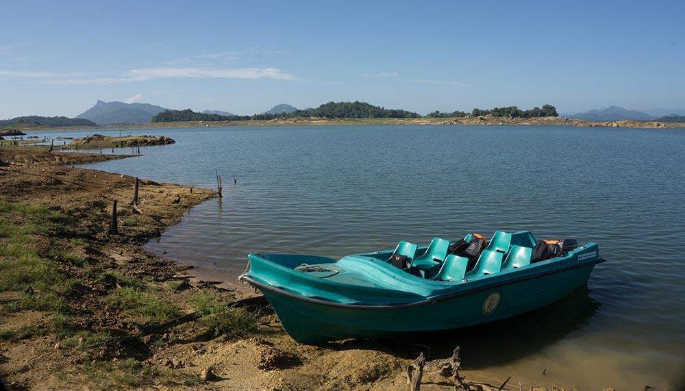 Amala Destinations, Gal Oya Reservoir