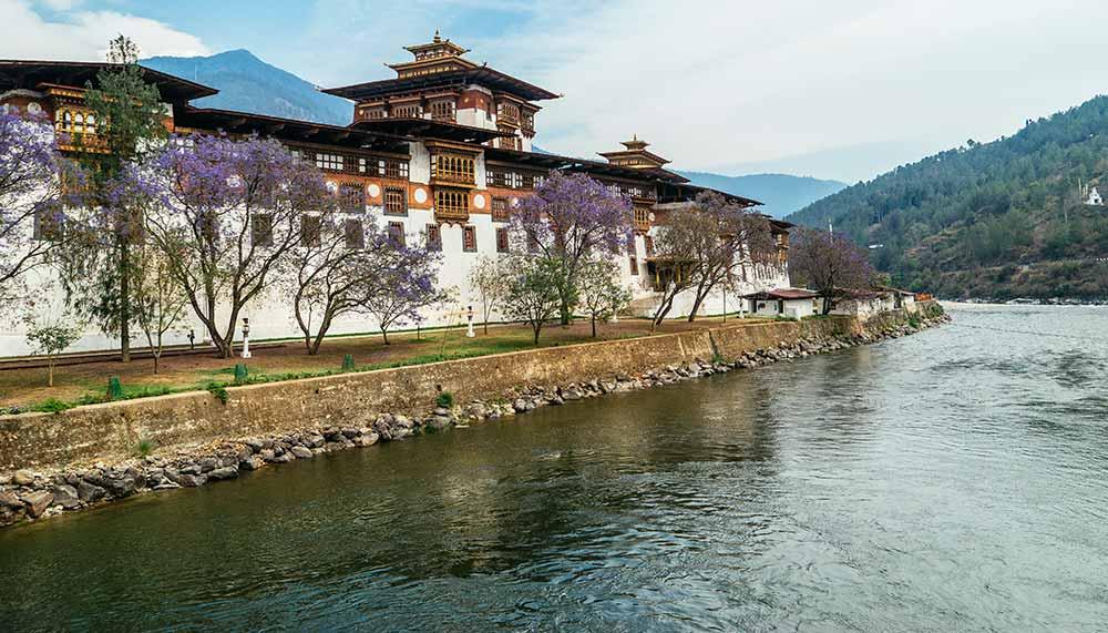 Amala Destinationsm Bhutan, Punakha Dzong