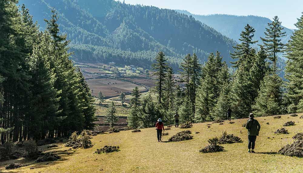 Amala Destinationsm Bhutan, Phobjikha