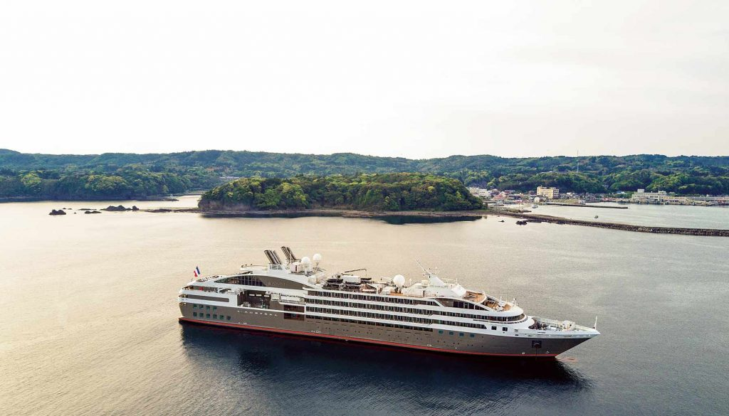 Abercrombie & Kent Wonders of Japan cruise