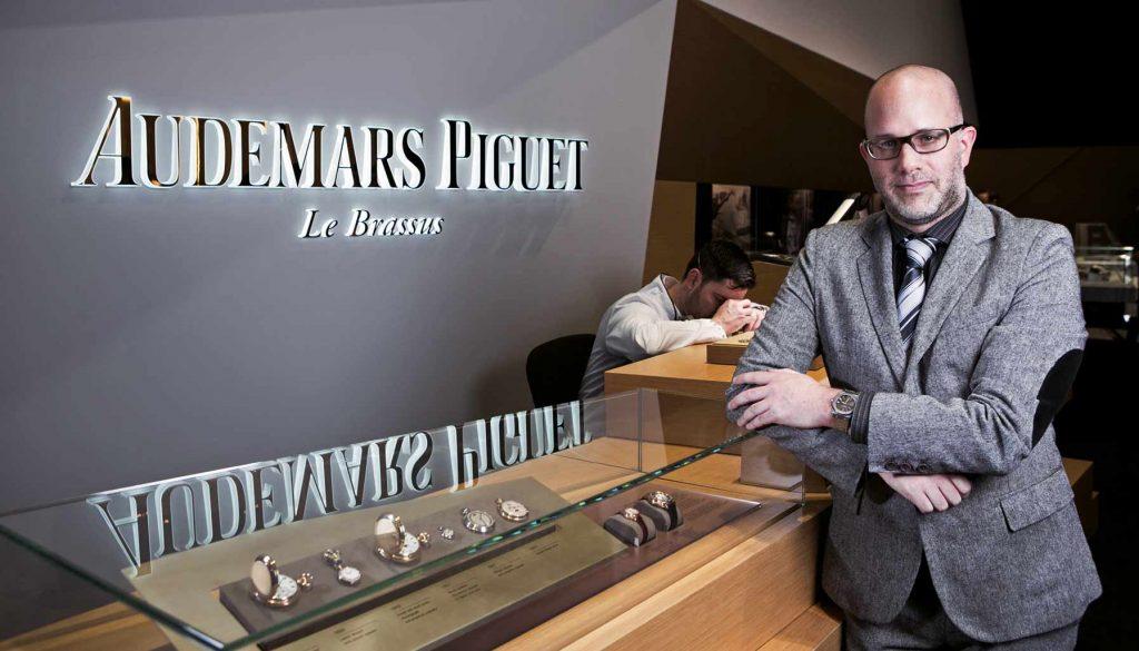 Michael Friedman, Audemars Piguet historian