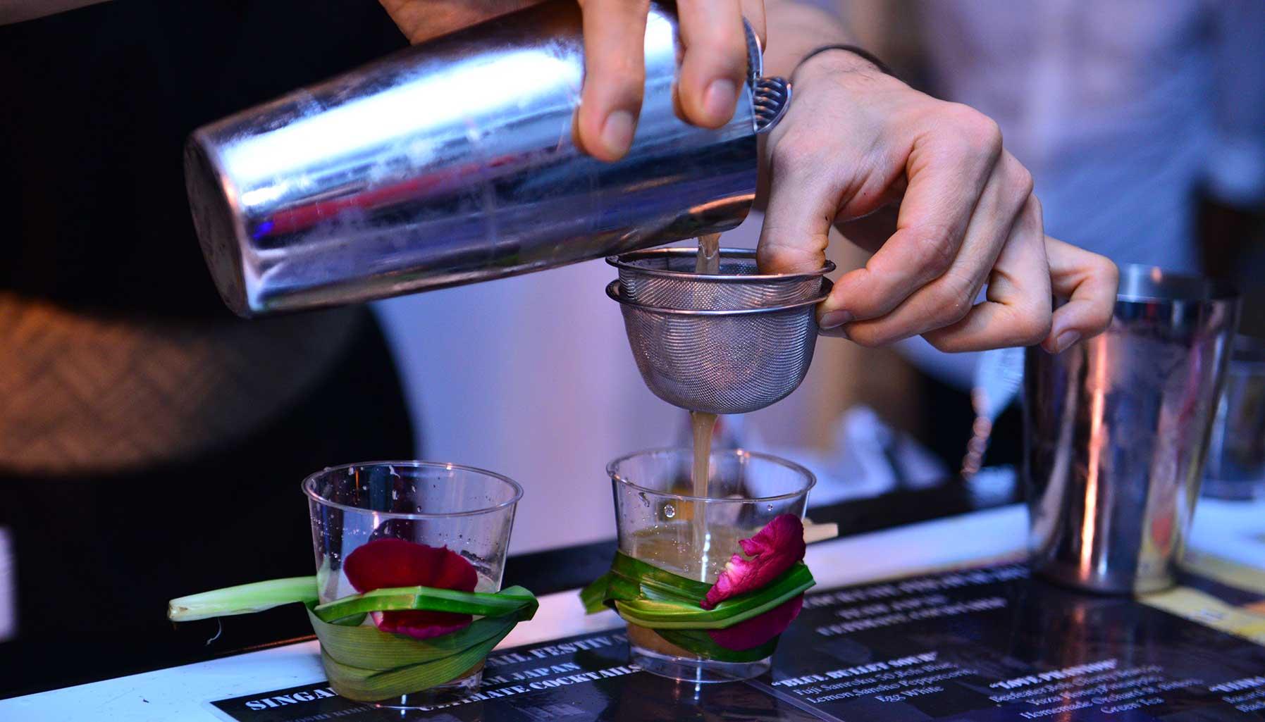 Singapore Cocktail Festival