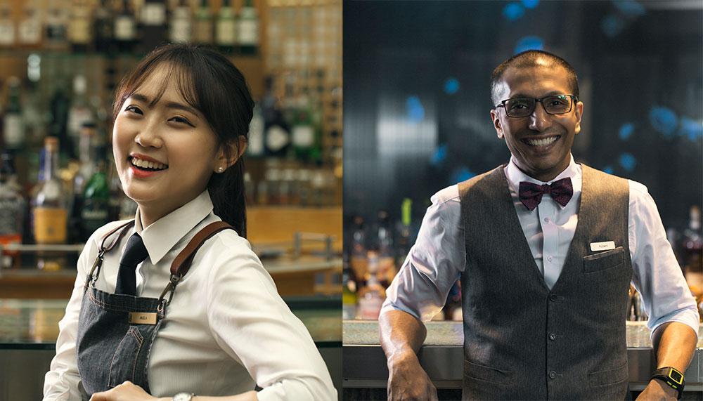 Singapore Cocktail Festival, Angela Kim, Chihuly Lounge, Azlam, Mitzo Bar