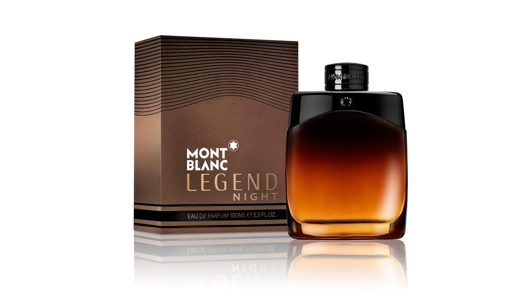 Montblanc Legend Night perfume, fragrance