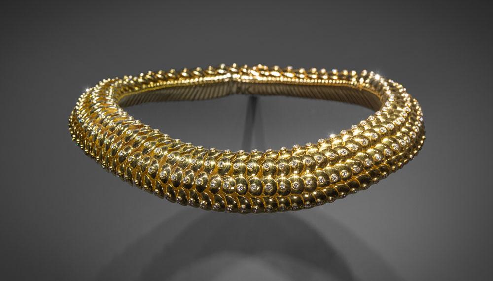 Van Cleef & Arpels Sequins necklace