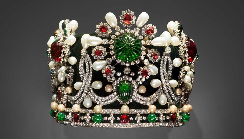 Van Cleef & Arpels crown