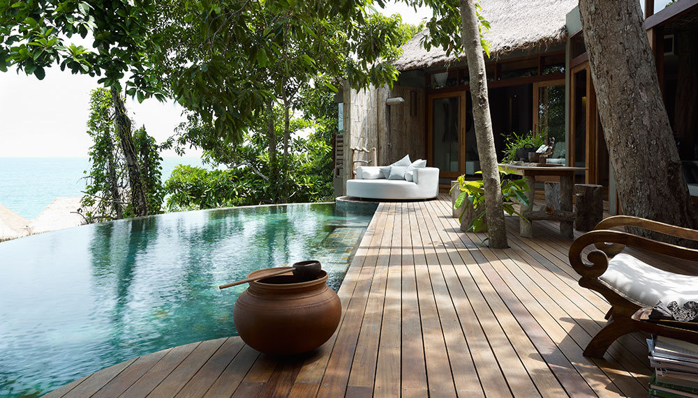 Luxury resorts and villas near Singapore - Nihi Sumba island - Song Saa Private Island, Cambodia