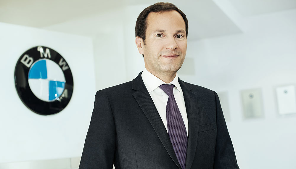 Paul de Courtois, managing director, BMW Group Asia
