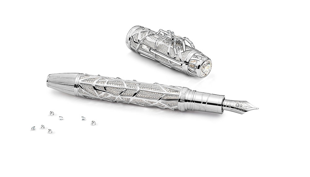 Montblanc High Artistry Heritage Metamorphosis Limited Edition