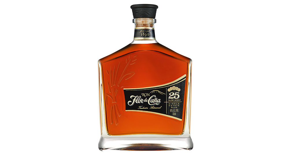 Flor de Cana Centenario 25 Year Old Single Estate