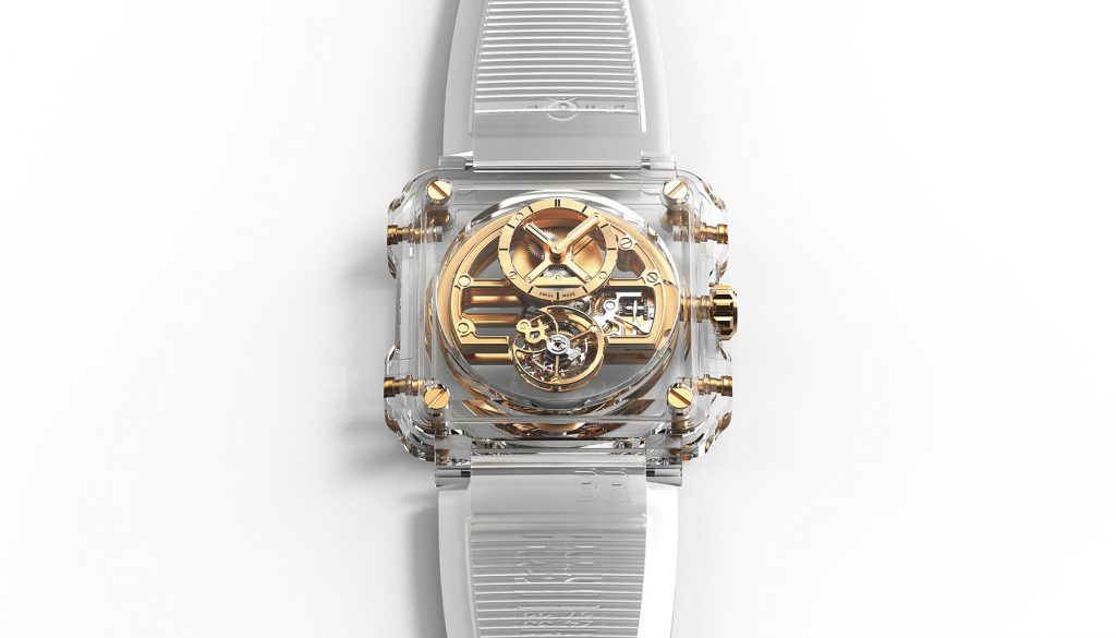 Bell & Ross BR-X1 Skeleton Tourbillon