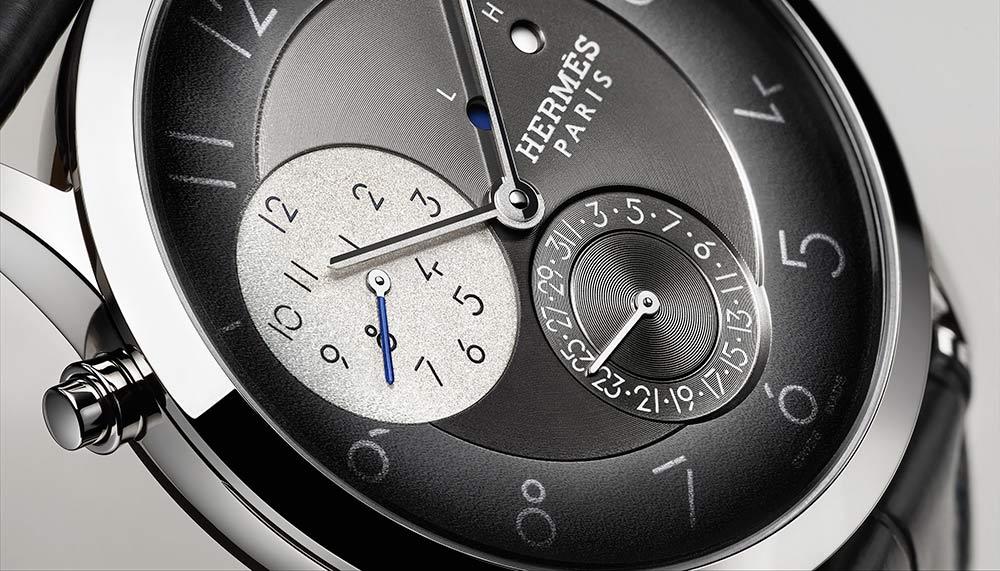 Slim d'Hermes GMT