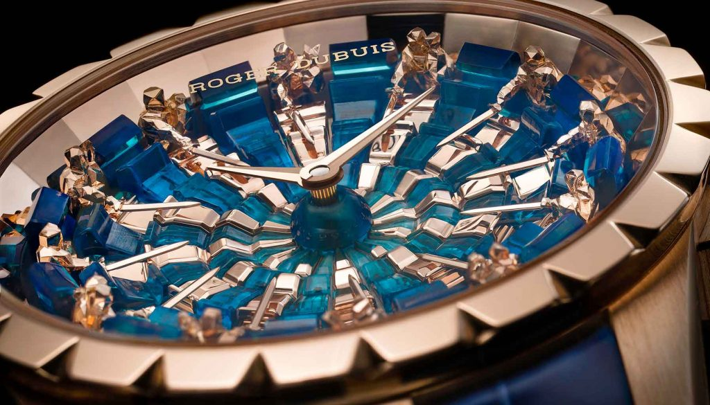 Roger Dubuis Knights of the Round Table III