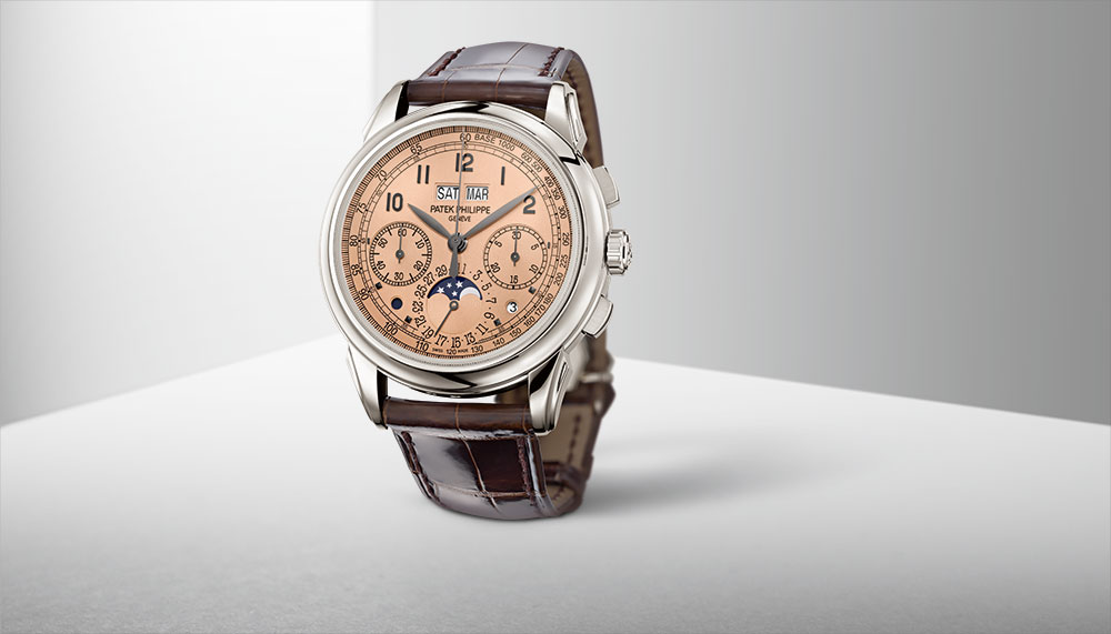 Patek Philippe Ref 5270P-001 Grand Complication