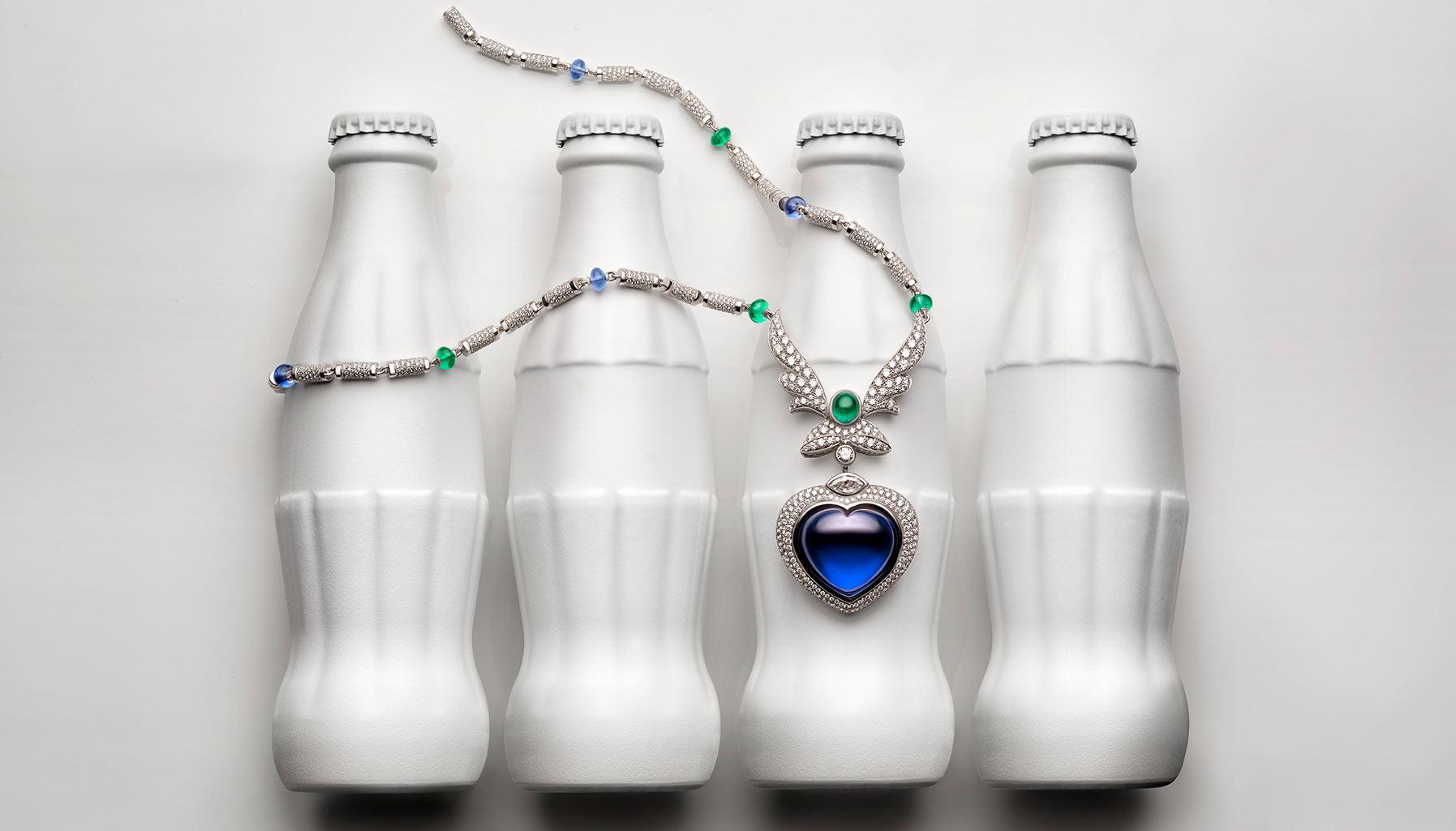 Bvlgari Wild Pop collection, Queen Of Pop Necklace