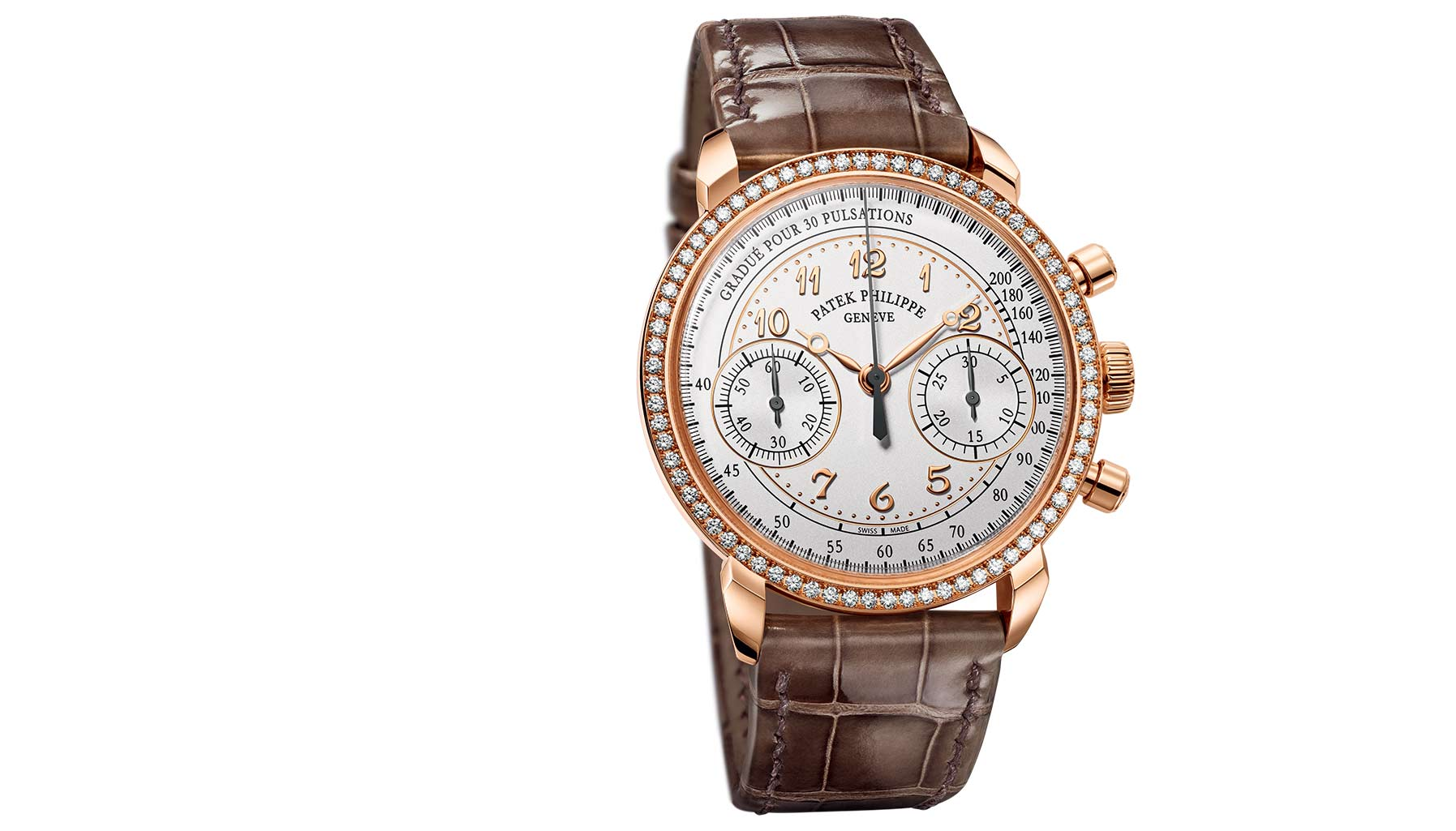 watches for women, Patek Philippe Chronograph 7150