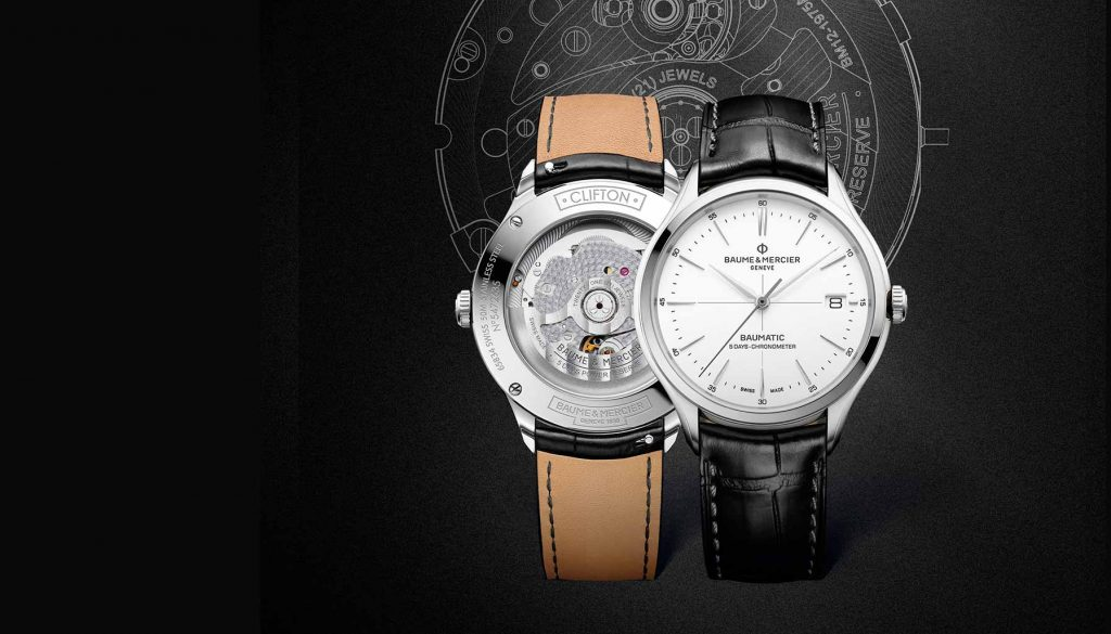 New Calibres, BAUME & MERCIER BAUMATIC