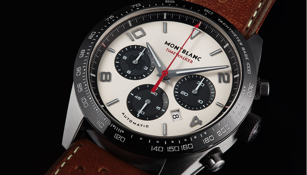 The TimeWalker Manufacture Chronograph