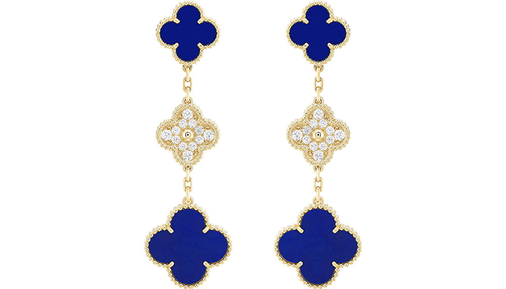Van Cleef & Arpels Alhambra fine jewellery collection