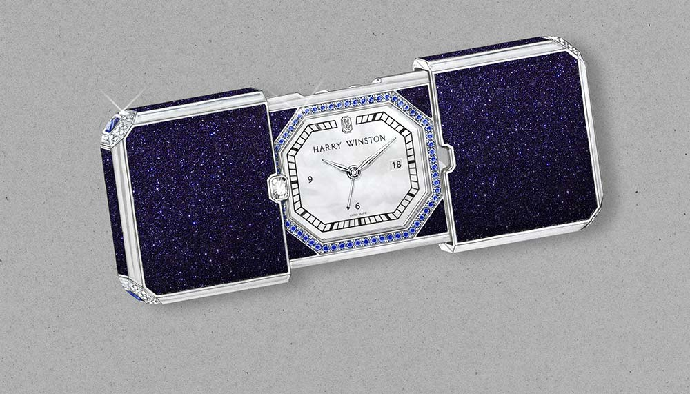 Harry Winston Travel Time