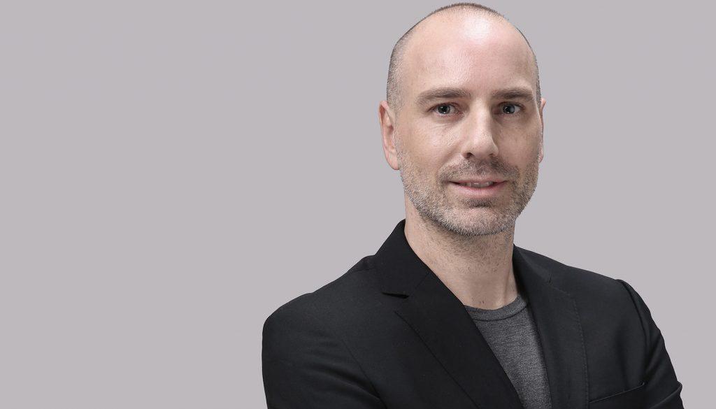Nils Uellendahl, design director of Designworks