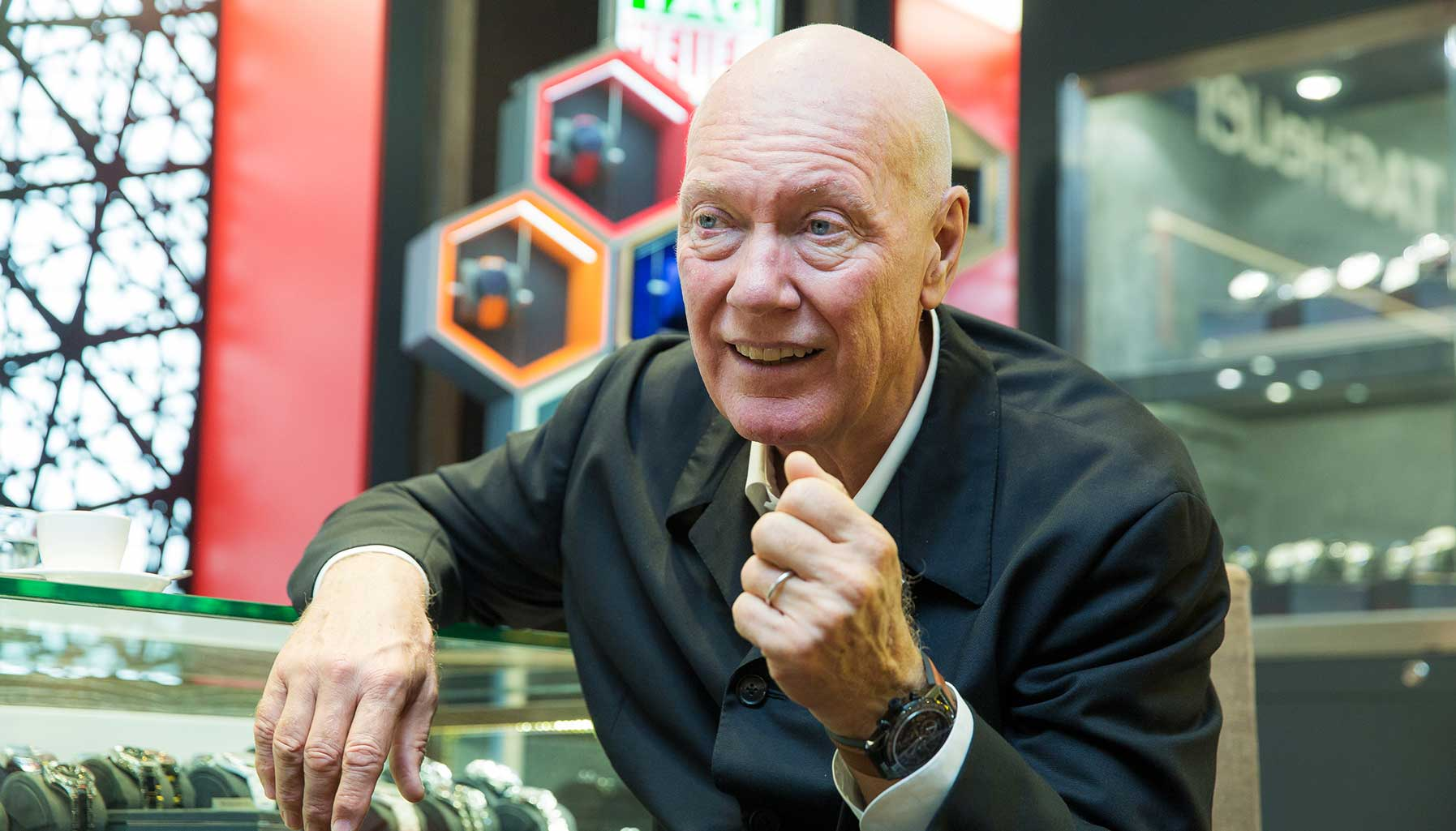 Jean-Claude Biver, Tag Heuer