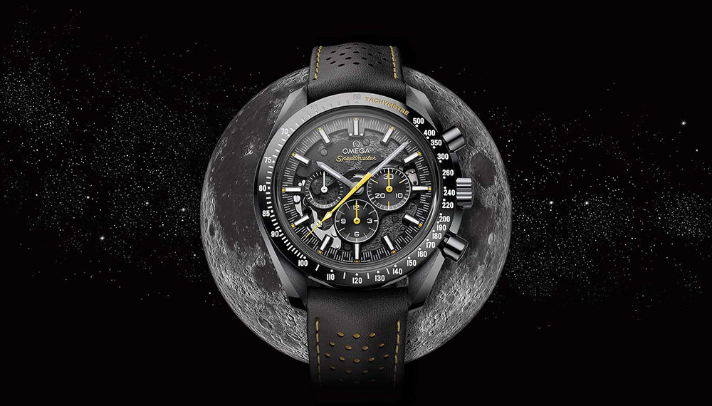 Omega Dark Side of the Moon Apollo 8