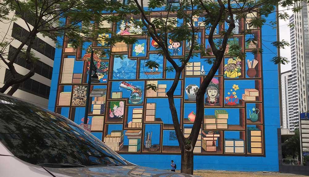Manila street art