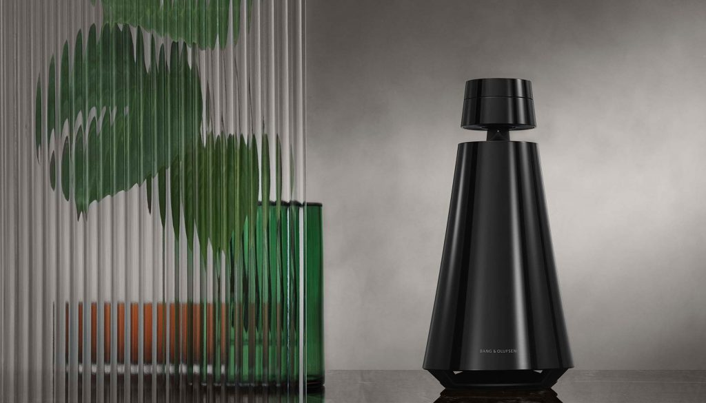 Bang & Olufsen BeoSound 1, Piano Black