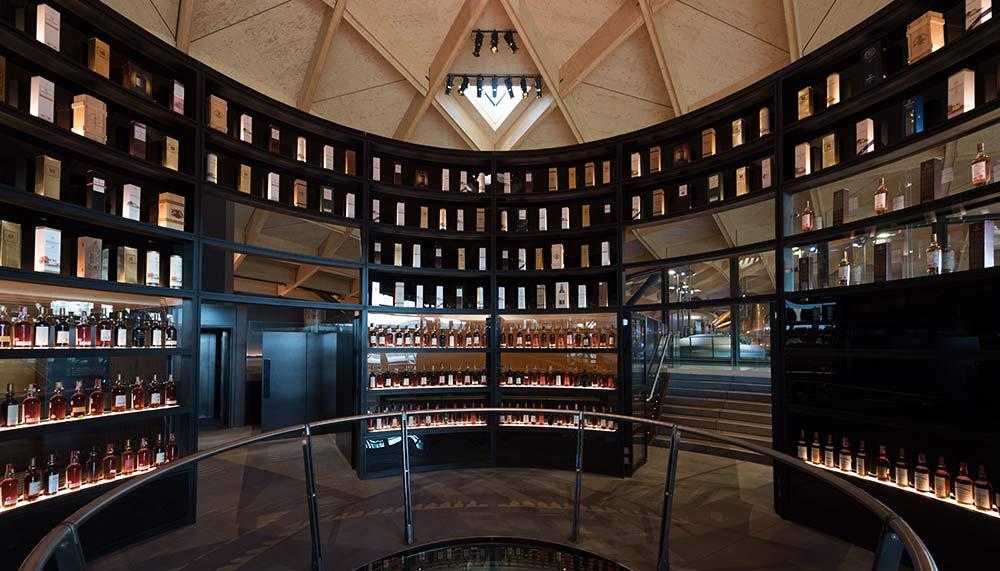 Macallan distillery, Speyside