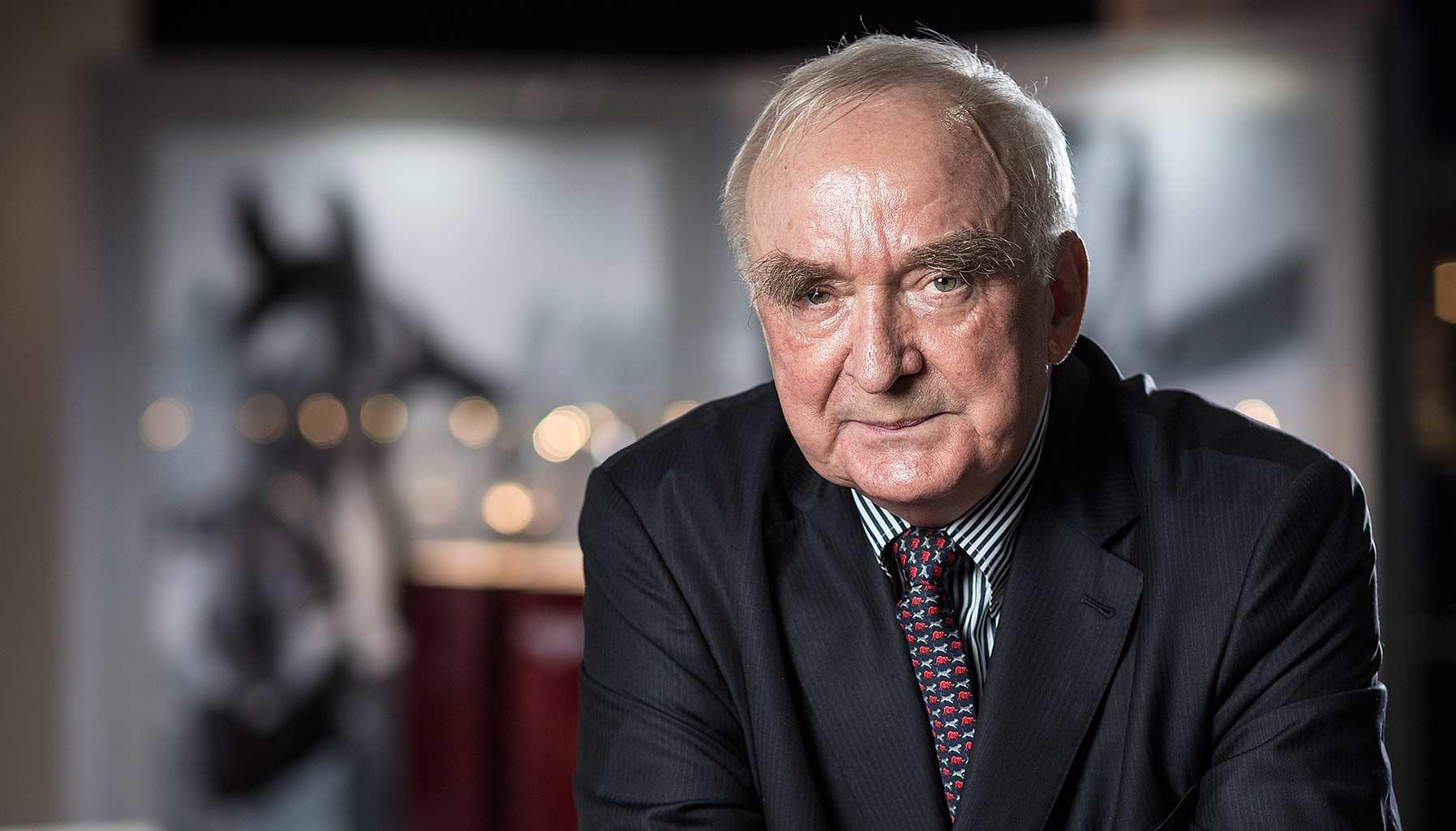 Walter von Kanel, CEO of Longines