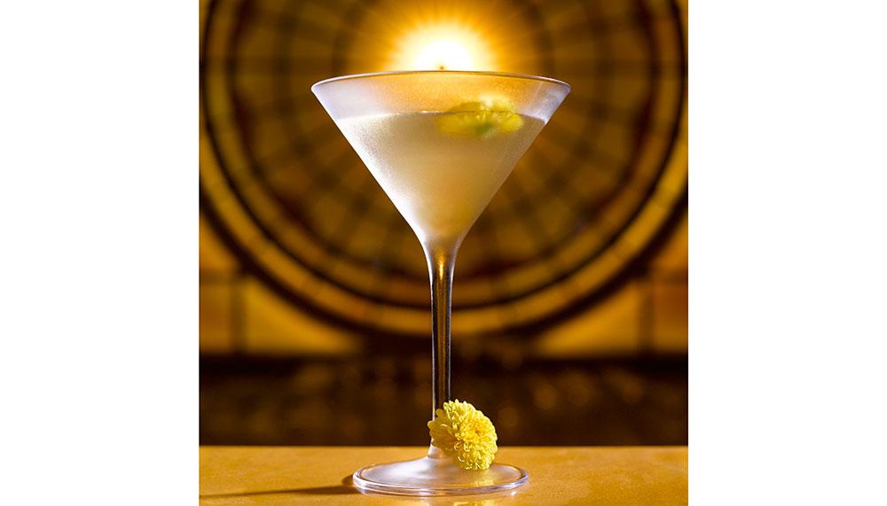 Six Senses Duxton, Yellow Pot Bar