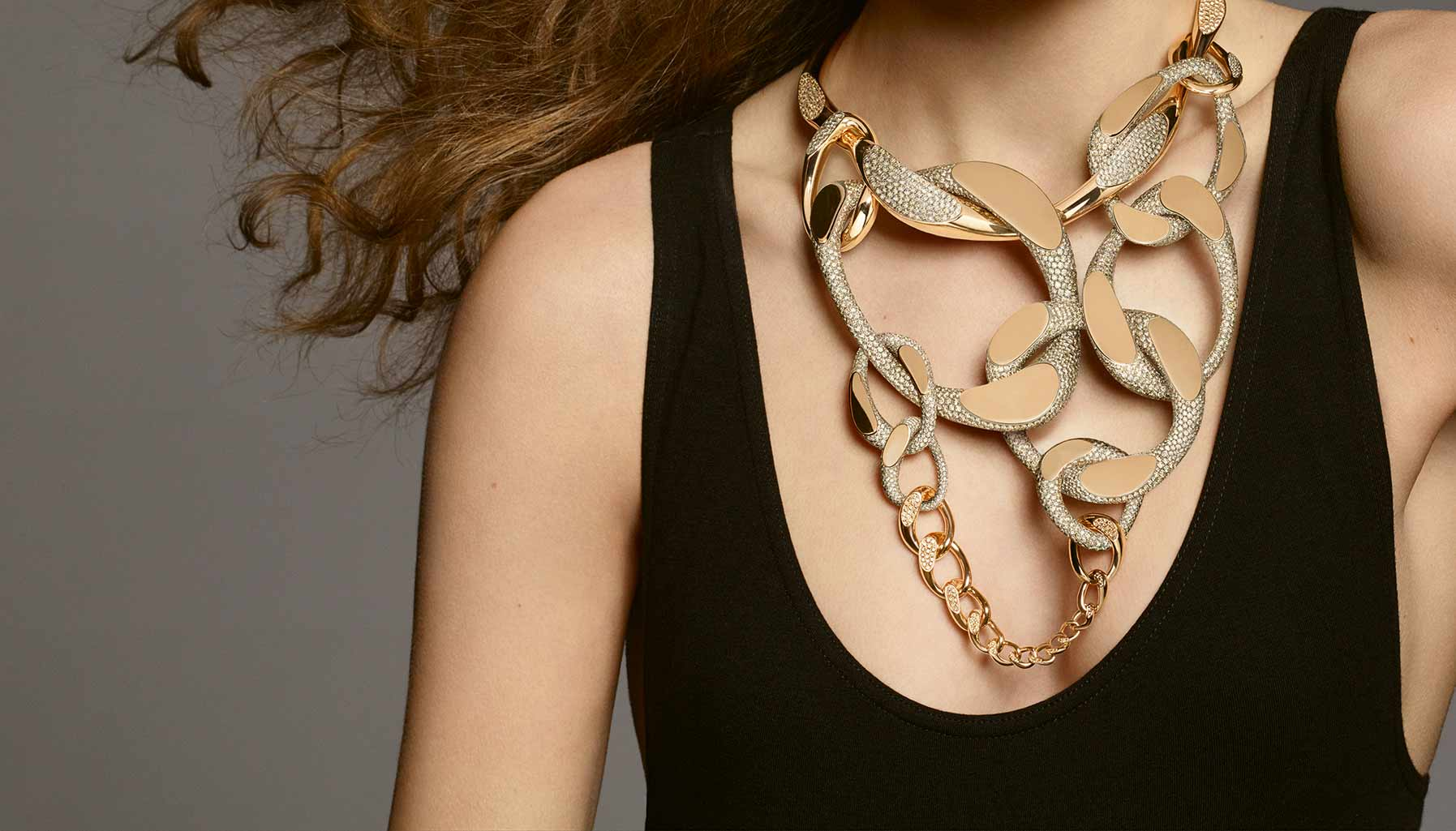 Hermes Enchainements libres fine jewellery collection