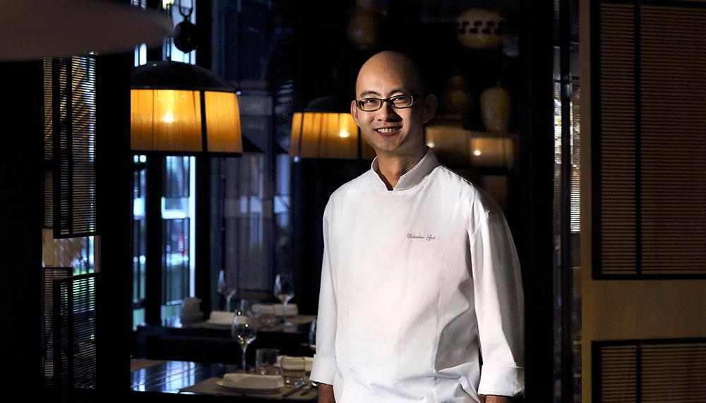 Yellow Pot, Six Senses Duxton, Chef Sebastian Goh