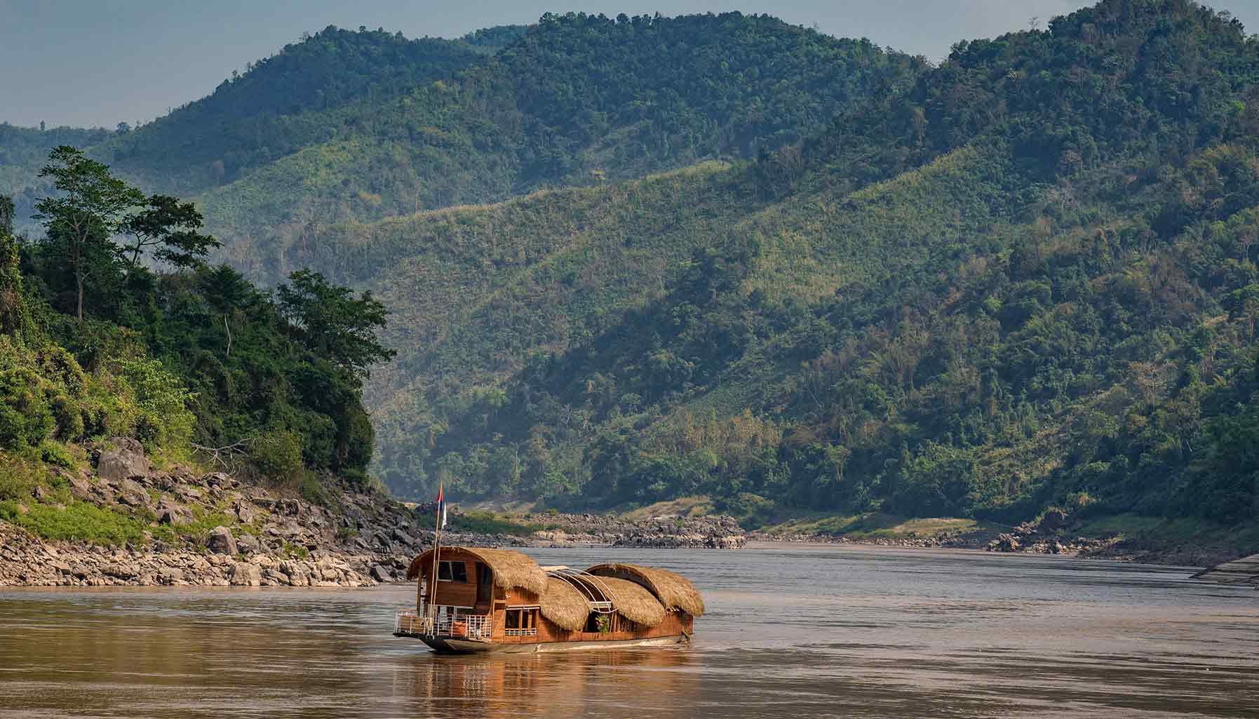 Mekong Kingdoms, Gypsy, Mekong cruise, Luang Prabang, Chiang Saen