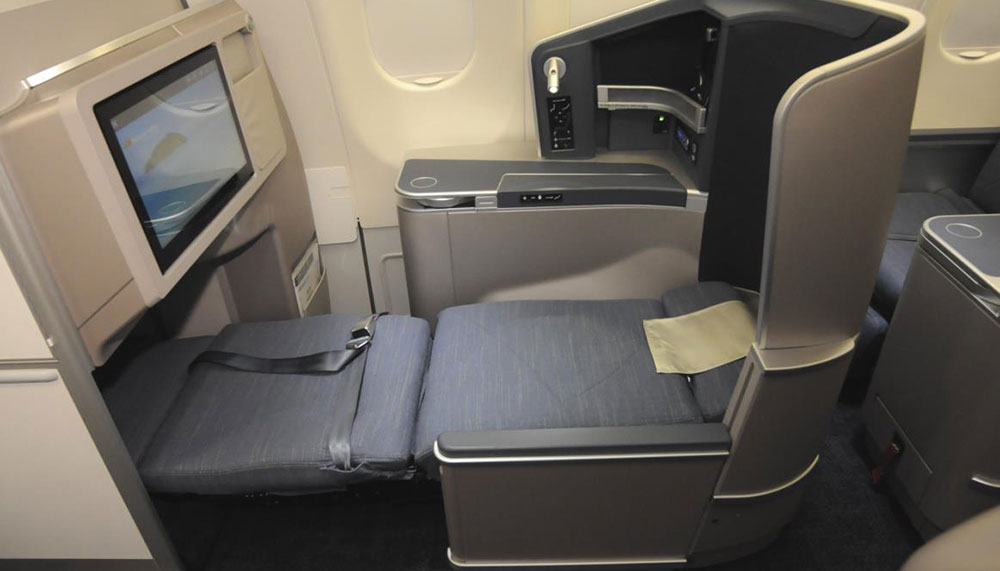 Philippine Airlines, Vantage XL seats