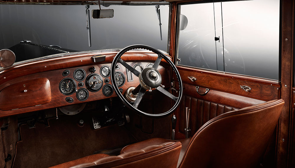 Bentley 8 litre, Mulsanne W.O. Edition by Mulliner