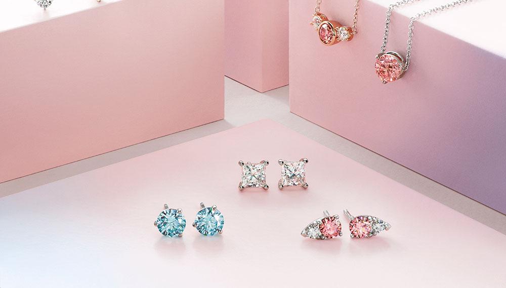 Where to buy lab-grown diamonds: Lightbox jewellery by De