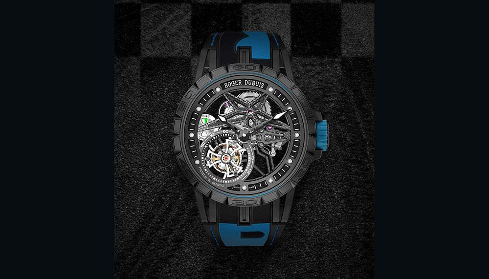 Roger Dubuis Excalibur Spider Pirelli PitStop